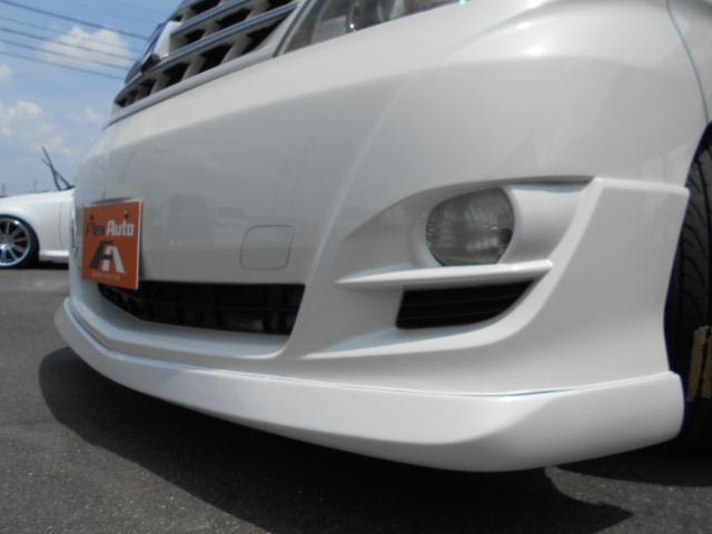 MS プラチナセレクション外エアロAME20AW車高調(17枚目)