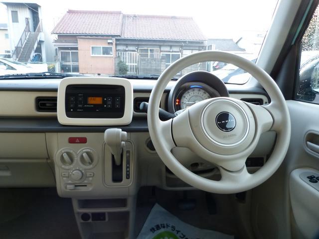 スズキ アルトラパン L レーダーブレーキ スマートキー CD シートヒーター
