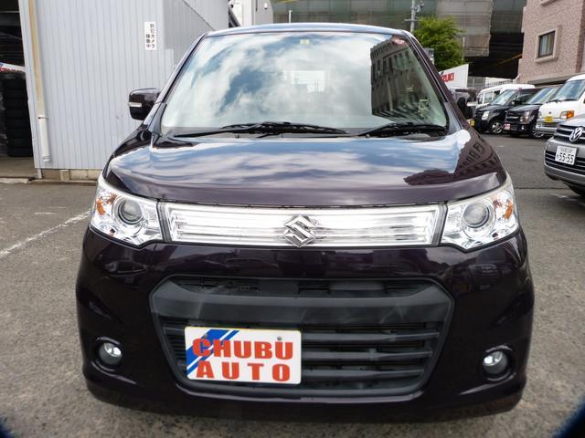 「スズキ」「ワゴンRスティングレー」「コンパクトカー」「愛知県」の中古車2