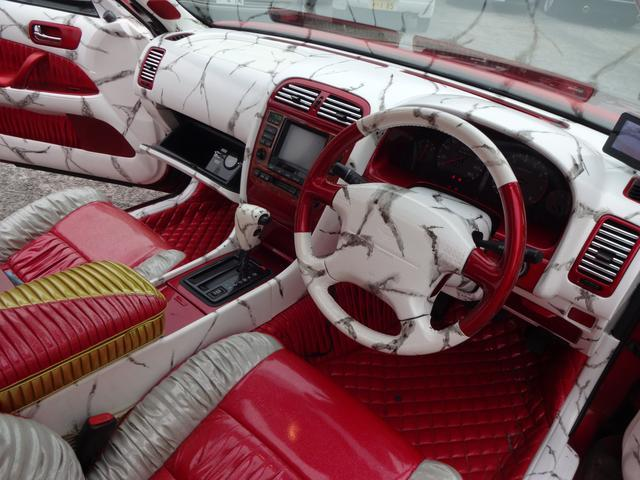 日産 セドリック グランツーリスモアルティマ サンルーフ フル公認車 エアサス