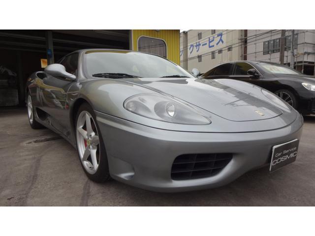 「フェラーリ」「フェラーリ 360」「クーペ」「愛知県」の中古車3
