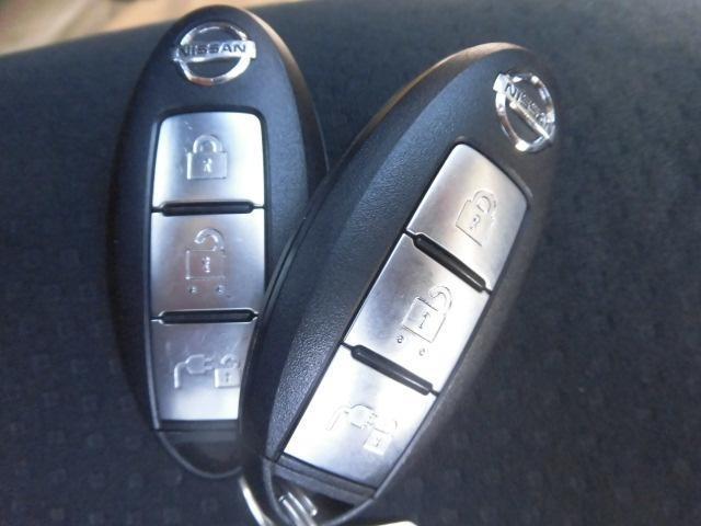 インテリジェントキーで鍵を探す手間から開放してくれます