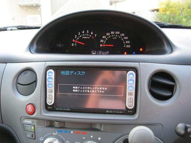 トヨタ シエンタ Xリミテッド 左パワードア Tチェーン車 ナビ