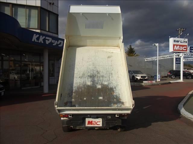 三方開ダンプ 4WD カセットデッキ 5.速マニュアル(2枚目)