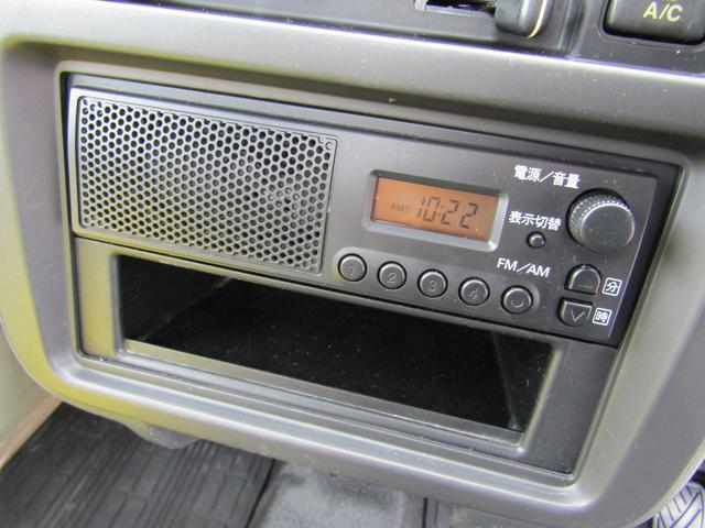 KU 切り替え4WD 純正ラジオ パワステ エアコン エアB ゲートアッパープレート ポストプロテクター 作業灯 ツールロッカー フロアマットラバー サイドバイザー(3枚目)