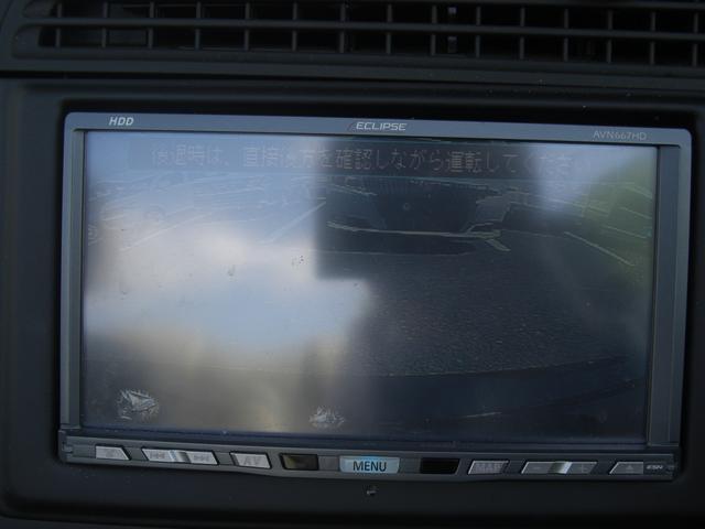 バックカメラ付き 狭い駐車場でも安心です。