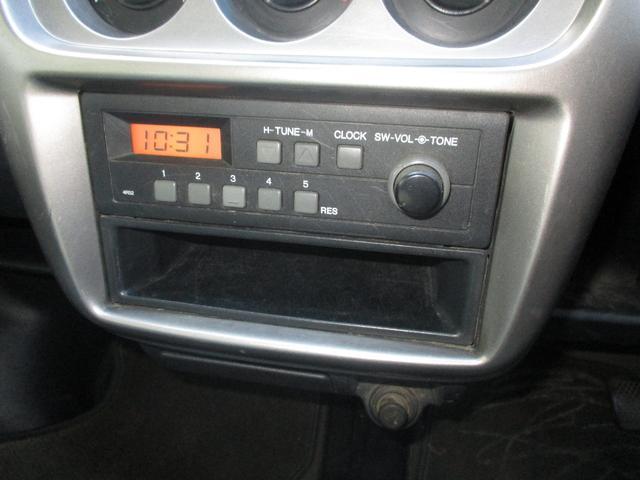 ホンダ アクティバン SDX 保証付 ETC AM・FMラジオ キーレス