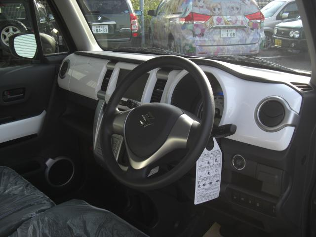 スズキ ハスラー G メーカー保証付き レーダーブレーキサポート スマートキー
