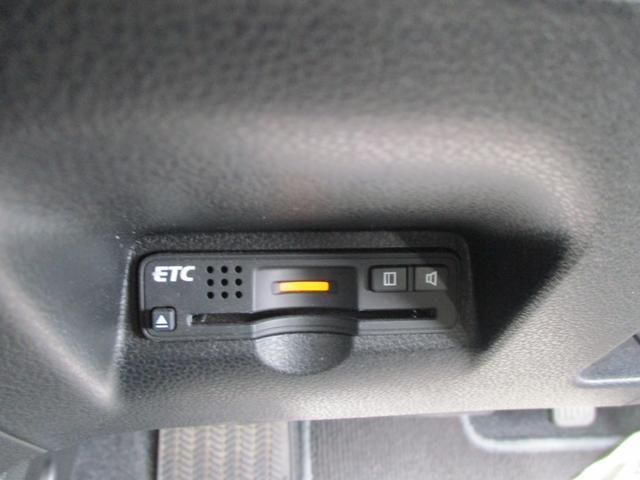 ETC付き 高速を使用する際には必須のアイテムです。