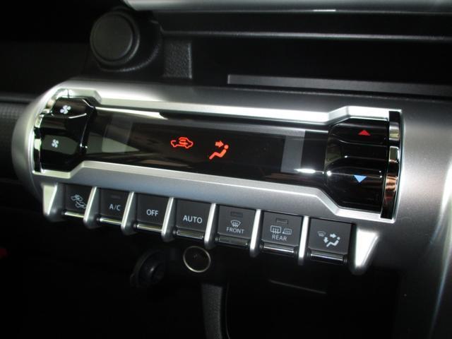 もちろんオートエアコンです!設定温度で車が自動で空調管理してくれます!
