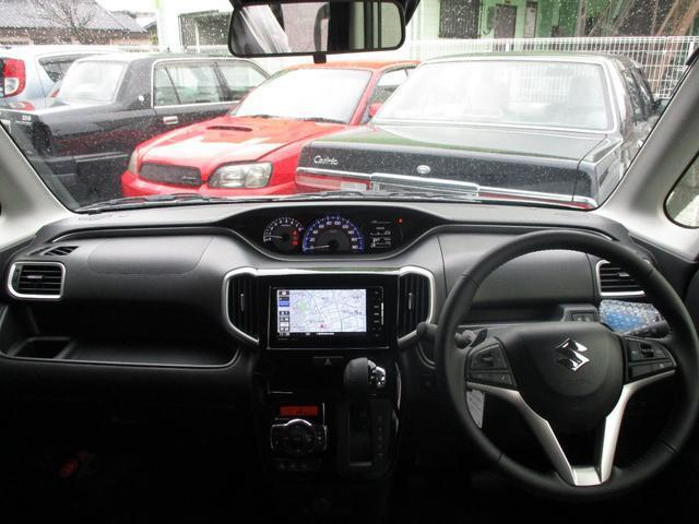 ハイブリッドMV ハイブリッドMV ナビ ETC 全方位モニター フルセグTV 両側パワースライド シートヒーター オートマチックハイビーム(4枚目)