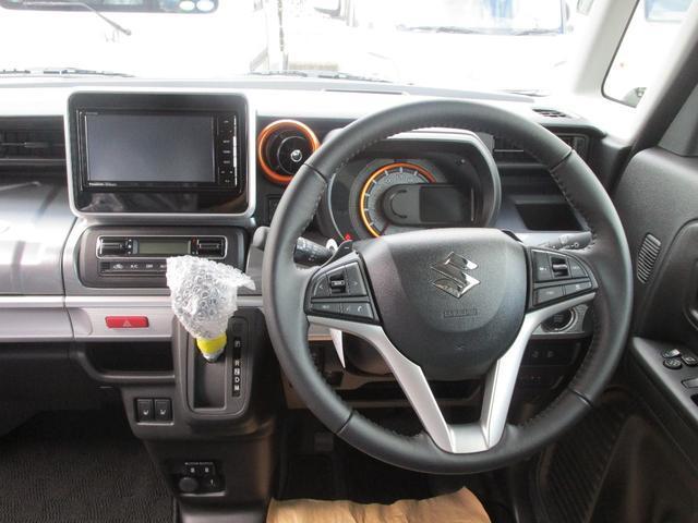ハイブリッドXZ ターボ ナビ フルセグ ETC 全方位モニター 両側電動スライド スマートキー ターボ 運転席・助手席シートヒーター マイナーチェンジ後モデル(5枚目)