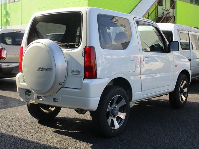 クロスアドベンチャーXC 社外CDデッキ ETC パートタイム4WD 運転席助手席シートヒーター(8枚目)
