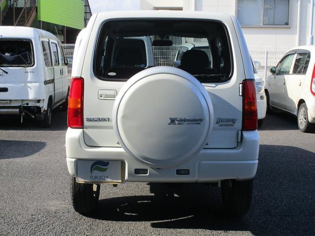 クロスアドベンチャーXC 社外CDデッキ ETC パートタイム4WD 運転席助手席シートヒーター(9枚目)