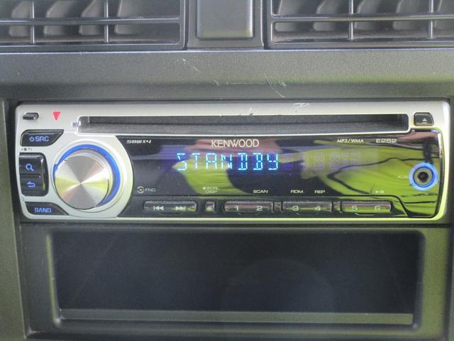 クロスアドベンチャーXC 社外CDデッキ ETC パートタイム4WD 運転席助手席シートヒーター(13枚目)