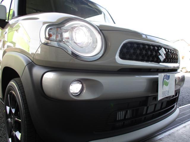 LEDヘッドライト、前部霧灯オートライト機能付き!AUTOに入れるだけでバッテリー上がり防止にもなります!