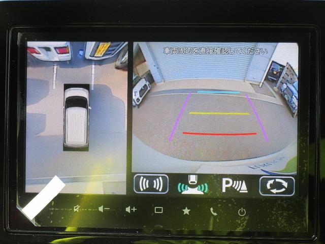 ハイブリッドMZ メーカー純正9インチナビ フルセグTV 全方位カメラ ETC車載器 ドラレコ 両側電動パワースライドドア スズキセーフティーサポート メーカー保証(16枚目)