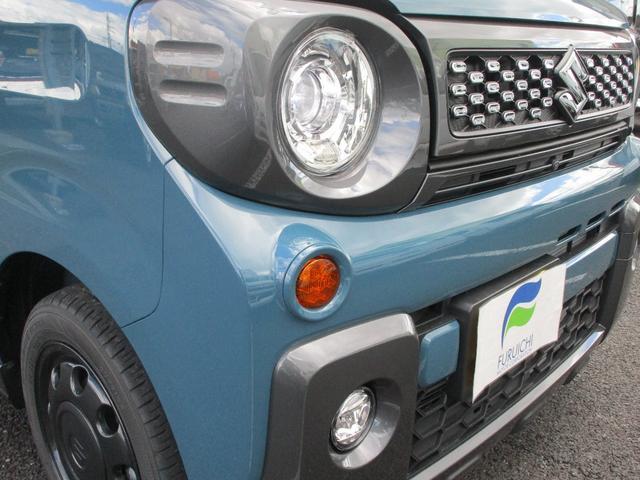 LEDヘッドライト、オートライト機能付き!AUTOに入れるだけでバッテリー上がり防止にも!
