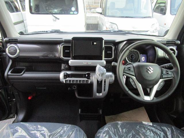 ハイブリッドMZ ナビ TV フルセグ ETC ドラレコ 全方位カメラ スズキセーフティーサポート 運転席助手席シートヒーター LEDヘッドライト 16インチアルミ クルコン 新色 ブラックインテリア(4枚目)