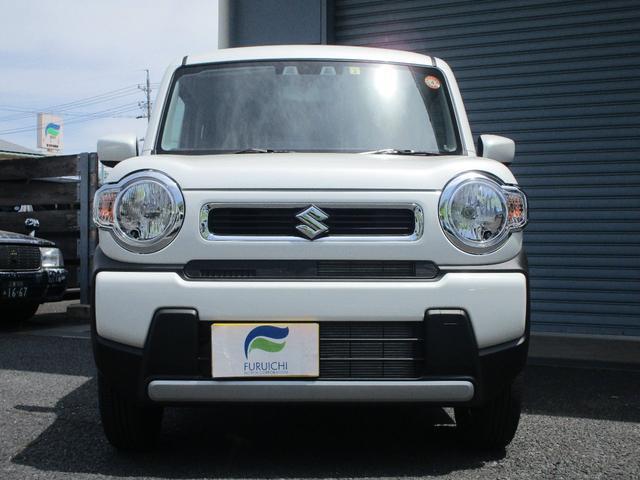 ハイブリッドG ナビ フルセグ ETC バックカメラ ホワイトインテリア レベライザー オートライト ステアリングスイッチ 障害物センサー 衝突被害軽減ブレーキ 運転席助手席シートヒーター 新車保証付き(2枚目)