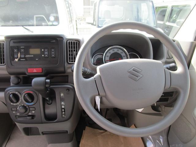 PCリミテッド パワステ エアコン 純正CD キーレスエントリー スズキセーフティーサポート 新車メーカー保証(5枚目)