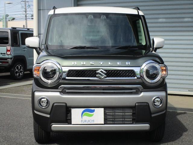 Jスタイル ナビ フルセグTV ETC バックカメラ LEDヘッドライト  スズキセーフティーサポート 両席シートヒーター メーカー新車保証(2枚目)