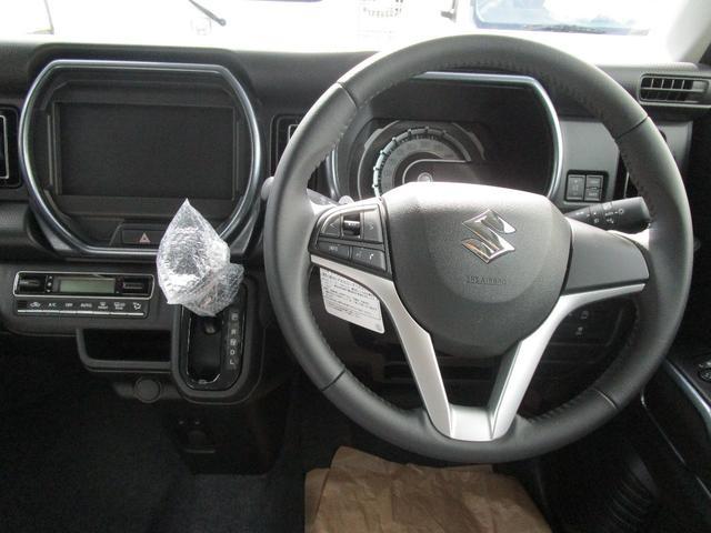 Jスタイル ナビ フルセグTV ETC バックカメラ LEDヘッドライト  スズキセーフティーサポート 両席シートヒーター メーカー新車保証(5枚目)