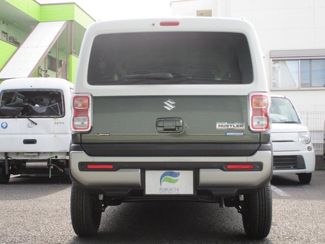 Jスタイル ナビ フルセグTV ETC バックカメラ LEDヘッドライト  スズキセーフティーサポート 両席シートヒーター メーカー新車保証(9枚目)