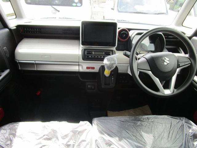 ハイブリッドG パナソニックナビ フルセグTV ETC バックカメラ ドライブレコーダー スズキセーフティーサポート 両側パワースライドドア 新車メーカー保証(4枚目)
