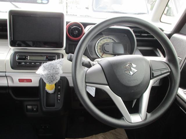 ハイブリッドG パナソニックナビ フルセグTV ETC バックカメラ ドライブレコーダー スズキセーフティーサポート 両側パワースライドドア 新車メーカー保証(5枚目)