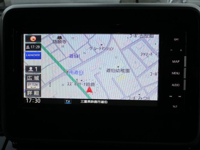 ハイブリッドG パナソニックナビ フルセグTV ETC バックカメラ ドライブレコーダー スズキセーフティーサポート 両側パワースライドドア 新車メーカー保証(15枚目)