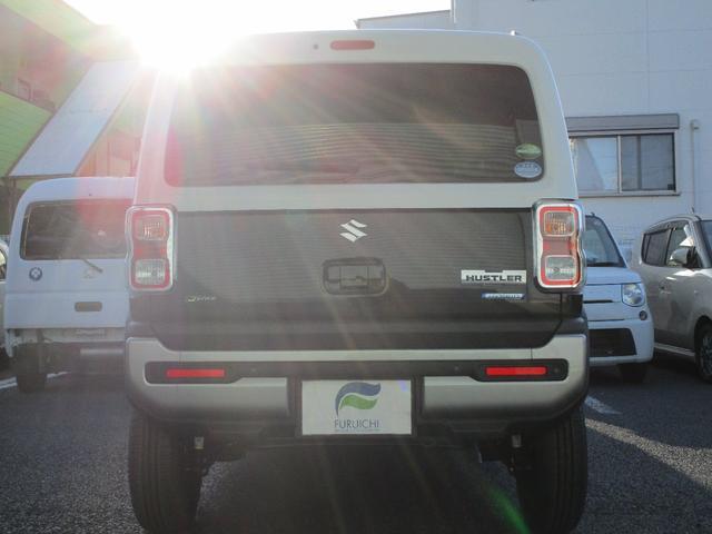 Jスタイルターボ 純正9インチメモリーナビ フルセグTV ETC 全方位カメラ LEDヘッドライト オートライト ターボ スズキセーフティーサポート 新車メーカー保証(9枚目)