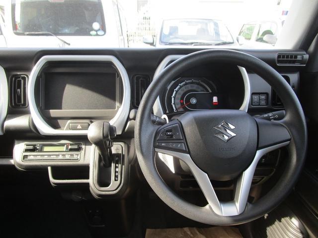 ハイブリッドG ナビ フルセグTV バックカメラ ETC スマートキー シートヒーター スズキセーフティーサポート 新車メーカー保証(5枚目)