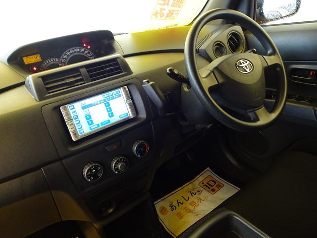 トヨタ bB S ガーネットエディション ワンオーナー ナビ スマートキー