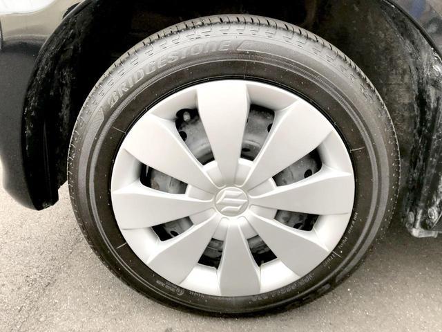 ハイブリッドFX アイストップ キーレススタート 前席シートヒーター ベンチシート 衝突安全ボディ イモビライザー オートエアコン エアバック ABS WエアB パワステ フルフラット PW(12枚目)