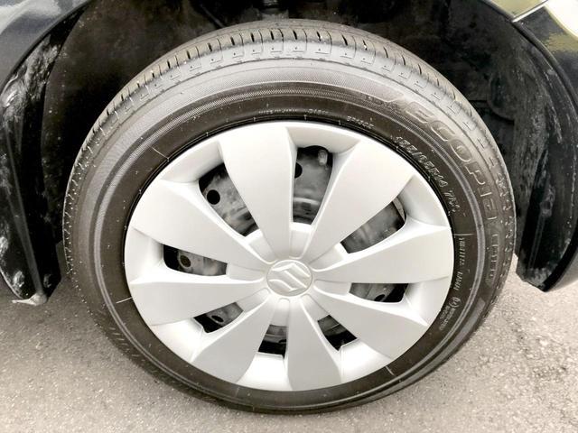 ハイブリッドFX アイストップ キーレススタート 前席シートヒーター ベンチシート 衝突安全ボディ イモビライザー オートエアコン エアバック ABS WエアB パワステ フルフラット PW(14枚目)