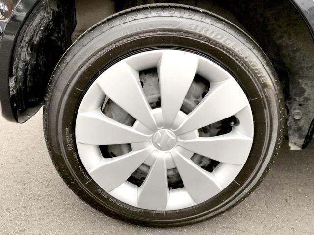 ハイブリッドFX アイストップ キーレススタート 前席シートヒーター ベンチシート 衝突安全ボディ イモビライザー オートエアコン エアバック ABS WエアB パワステ フルフラット PW(15枚目)