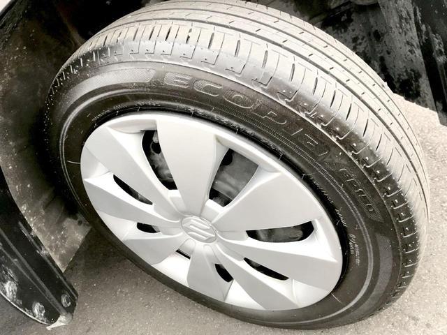 ハイブリッドFX アイストップ キーレススタート 前席シートヒーター ベンチシート 衝突安全ボディ イモビライザー オートエアコン エアバック ABS WエアB パワステ フルフラット PW(16枚目)