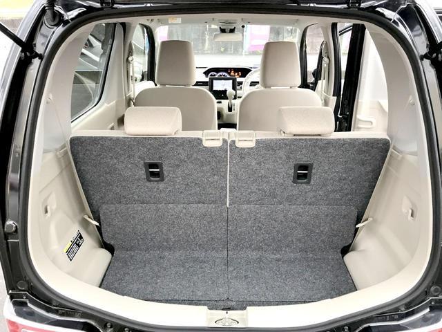 ハイブリッドFX アイストップ キーレススタート 前席シートヒーター ベンチシート 衝突安全ボディ イモビライザー オートエアコン エアバック ABS WエアB パワステ フルフラット PW(20枚目)