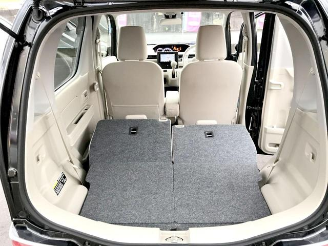 ハイブリッドFX アイストップ キーレススタート 前席シートヒーター ベンチシート 衝突安全ボディ イモビライザー オートエアコン エアバック ABS WエアB パワステ フルフラット PW(21枚目)