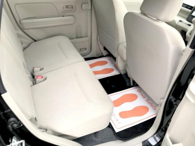 ハイブリッドFX アイストップ キーレススタート 前席シートヒーター ベンチシート 衝突安全ボディ イモビライザー オートエアコン エアバック ABS WエアB パワステ フルフラット PW(24枚目)
