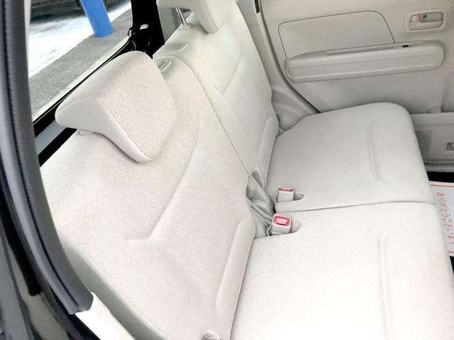 ハイブリッドFX アイストップ キーレススタート 前席シートヒーター ベンチシート 衝突安全ボディ イモビライザー オートエアコン エアバック ABS WエアB パワステ フルフラット PW(25枚目)
