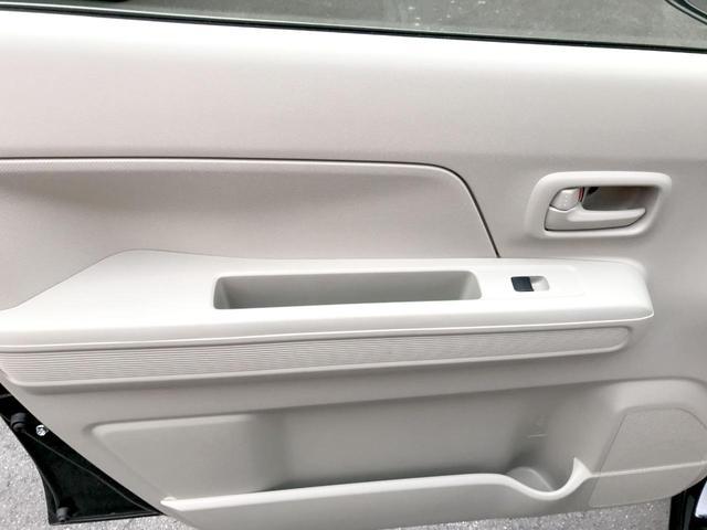 ハイブリッドFX アイストップ キーレススタート 前席シートヒーター ベンチシート 衝突安全ボディ イモビライザー オートエアコン エアバック ABS WエアB パワステ フルフラット PW(27枚目)
