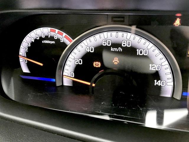 ハイブリッドFX アイストップ キーレススタート 前席シートヒーター ベンチシート 衝突安全ボディ イモビライザー オートエアコン エアバック ABS WエアB パワステ フルフラット PW(40枚目)