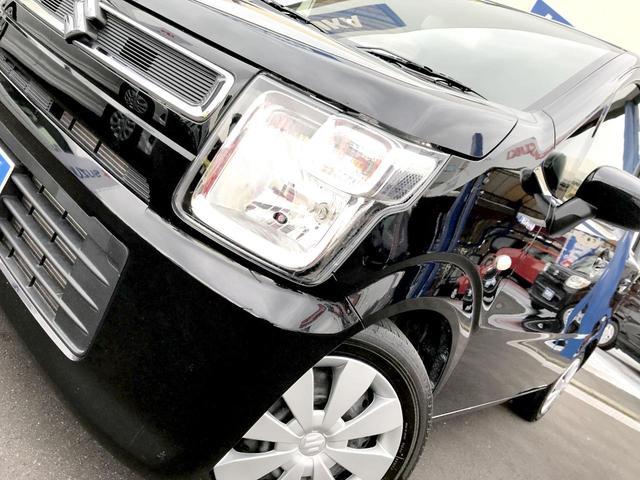 ハイブリッドFX アイストップ キーレススタート 前席シートヒーター ベンチシート 衝突安全ボディ イモビライザー オートエアコン エアバック ABS WエアB パワステ フルフラット PW(43枚目)