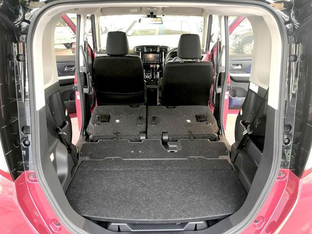 カスタムG S オートクルーズ 衝突防止 アイドリングストップ LED フルフラット スマートキー イモビライザー キーレス ウォークスルー ABS(19枚目)