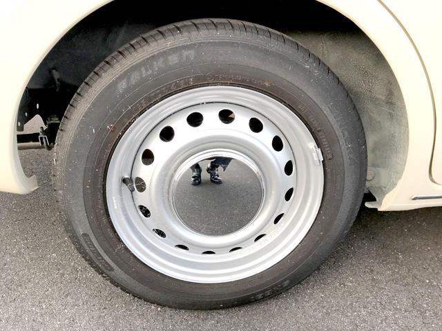 12STプレミアム エアコン パワステ ABS キーレスフロアマット 電動格納ミラー 新車(19枚目)