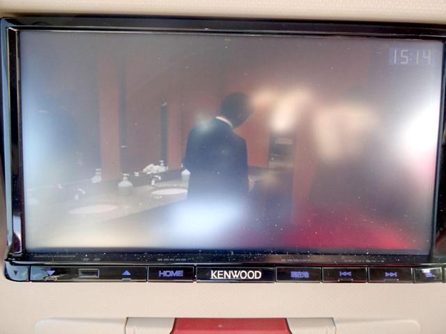 ココアX Wエアバック Iストップ リモコンキー ワンオーナー車 セキュリティー メモリナビ AUX 禁煙 電格ミラー ナビTV DVD再生 オ-トエアコン PW エアバッグ ベンチシート ABS パワステ(24枚目)