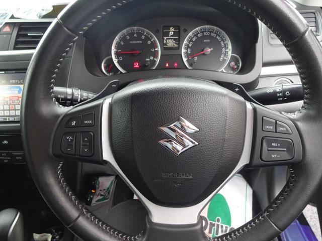 RS エアロ 禁煙車 オートエアコン クルコン ETC CD ABS TVナビ キーフリー 盗難防止システム DVD スマキー フルセグ地デジTV メモリーナビゲーション 横滑り防止装置(29枚目)