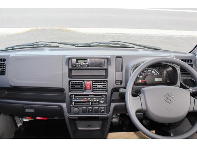 スズキ キャリイトラック KCエアコン・パワステ 登録済未使用車 4WD ABS